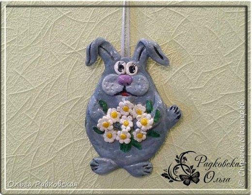 Веселая курочка(подвеска на стену) фото 6