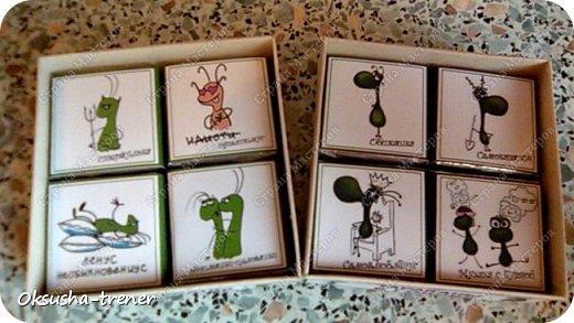 Наборчик шоколадок для девушек с юмором, и которые стремятся познакомится со своими тараканами в голове) фото 14