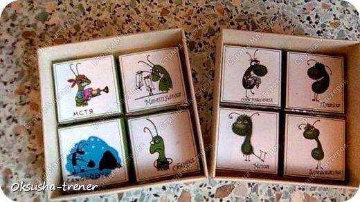 Наборчик шоколадок для девушек с юмором, и которые стремятся познакомится со своими тараканами в голове) фото 15