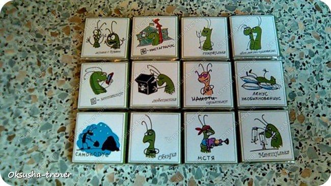 Наборчик шоколадок для девушек с юмором, и которые стремятся познакомится со своими тараканами в голове) фото 18