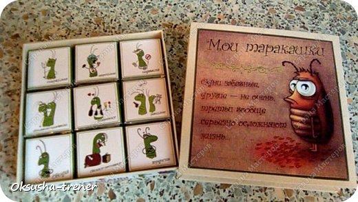 Наборчик шоколадок для девушек с юмором, и которые стремятся познакомится со своими тараканами в голове) фото 6