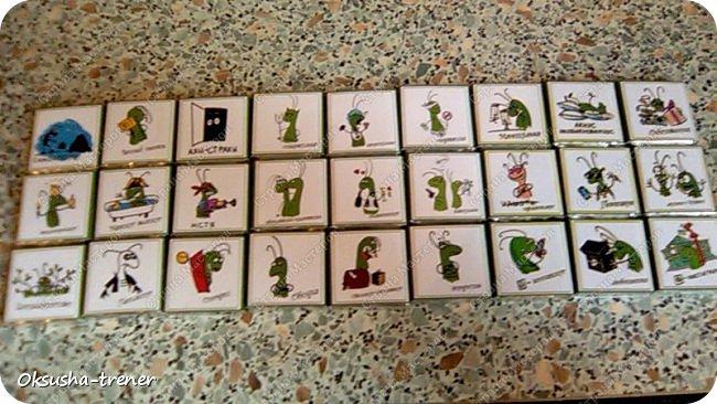 Наборчик шоколадок для девушек с юмором, и которые стремятся познакомится со своими тараканами в голове) фото 8