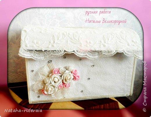 Свадебный набор для Кристины и Владимира сделан на заказ!  фото 5