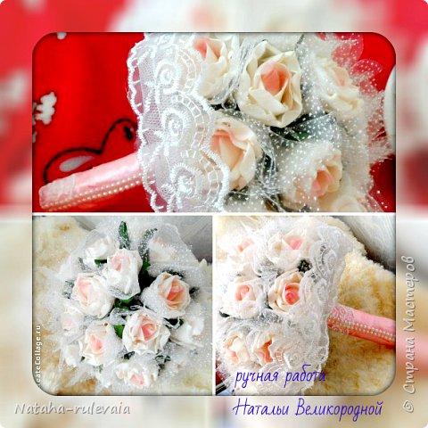 Свадебный набор для Кристины и Владимира сделан на заказ!  фото 7