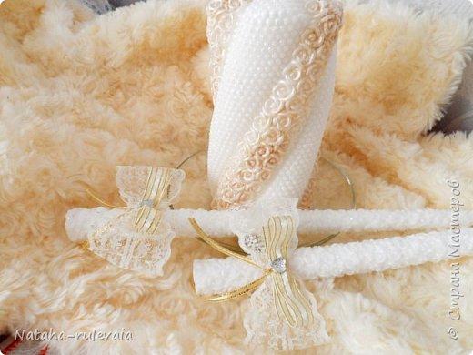 Свадебный набор для Кристины и Владимира сделан на заказ!  фото 12
