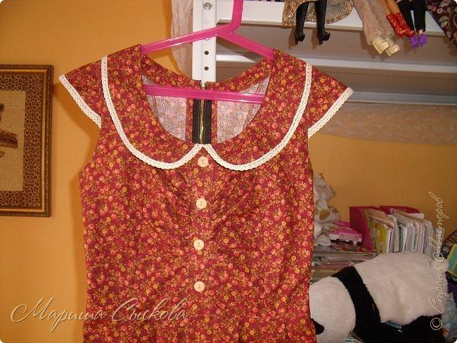 В последнее время меня завалили заказами на платья!  И все такие разные! фото 15
