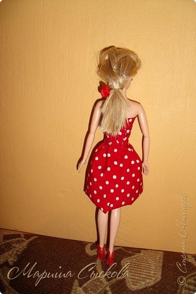 Появилась у меня буквально вчера такая вот куколка ))  Имя сразу не обычное вылезло - Адалинда.  фото 4