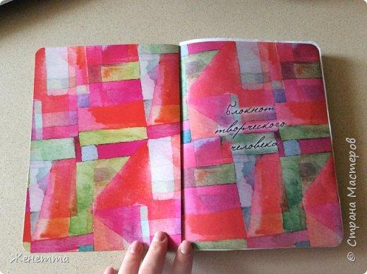 Мои творческие блокноты с первыми рисунками фото 5