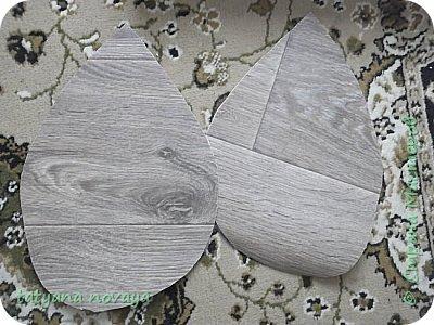 Добрый день всем жителям СМ! Хочу поделиться опытом по созданию лебедей из пластика. Я покажу как выполняла чёрного лебедя и немного белого. фото 27
