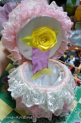 Кукла-шкатулка фото 29