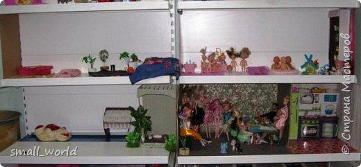 Всем добра и света! вот моя история.Гуляли мы с дочкой. уже не помню по какой причине но оказались мы в магазине игрушек. а там Барби(кукла моего детства мечта и все такое) ну все поняли, что мы купили эту куклу да не одну а с Кеном и пупсом во общем радости было от покупки!!!! мммм!!! пришли до вечера мастерили вот такую кроватку)))) нда энтузиазм бил ключом... уложили кукол спать и выяснялось что кроватка очень нежная :D фото 18