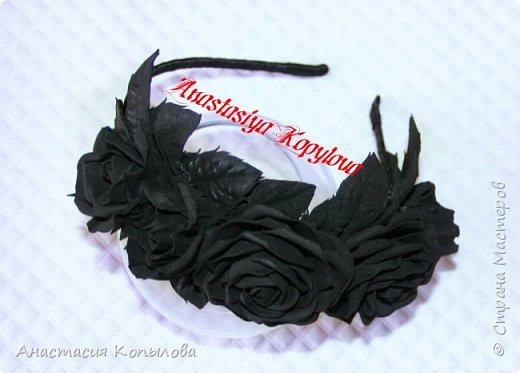 ох уж, эти черные розы!!!! фото 3