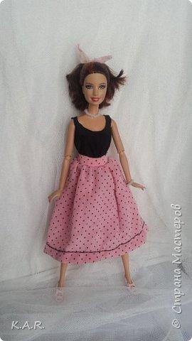 Всем огромный привет! Сегодня мы продемонстрируем Вам новый кукло-образ, на сей раз в стиле ретро.  фото 4