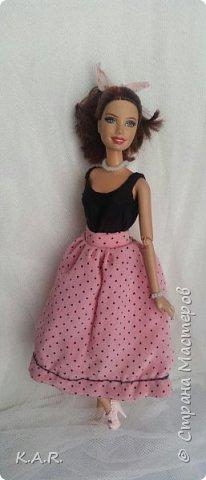Всем огромный привет! Сегодня мы продемонстрируем Вам новый кукло-образ, на сей раз в стиле ретро.  фото 1