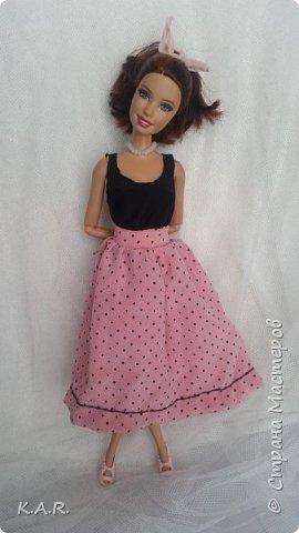 Всем огромный привет! Сегодня мы продемонстрируем Вам новый кукло-образ, на сей раз в стиле ретро.  фото 2