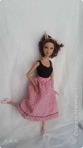 Всем огромный привет! Сегодня мы продемонстрируем Вам новый кукло-образ, на сей раз в стиле ретро.  фото 5