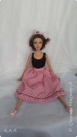Всем огромный привет! Сегодня мы продемонстрируем Вам новый кукло-образ, на сей раз в стиле ретро.  фото 6