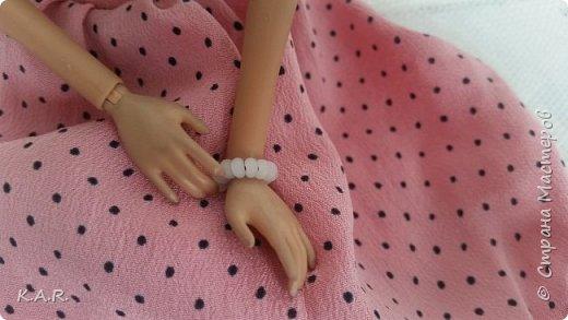 Всем огромный привет! Сегодня мы продемонстрируем Вам новый кукло-образ, на сей раз в стиле ретро.  фото 7
