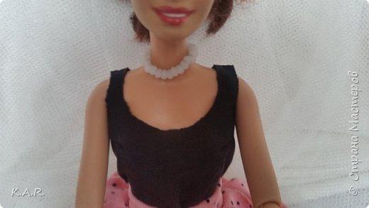 Всем огромный привет! Сегодня мы продемонстрируем Вам новый кукло-образ, на сей раз в стиле ретро.  фото 8