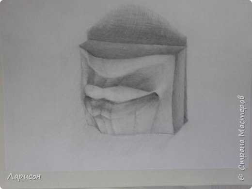 Работы Марии за второе полугодие в универе. На 4 нарисовала... мне ,вообще, лица не даются... Работы на разных форматах, есть на альбомном, а есть и побольше... фото 14