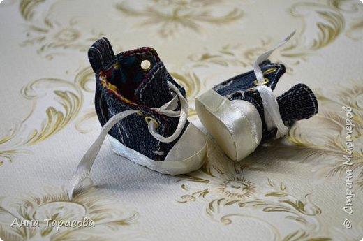 Обувь для куклы фото 1