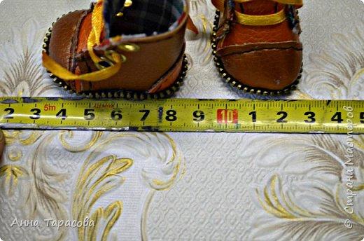 Обувь для куклы фото 12