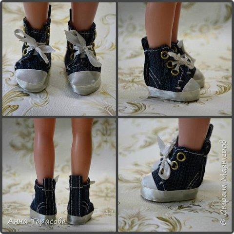 Обувь для куклы фото 2