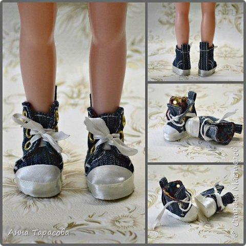Обувь для куклы фото 3