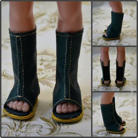 Обувь для куклы фото 4
