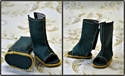 Обувь для куклы фото 5