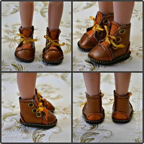 Обувь для куклы фото 6