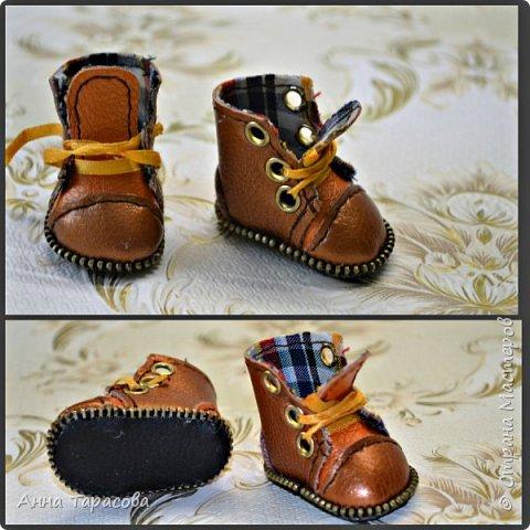 Обувь для куклы фото 7