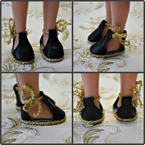Обувь для куклы фото 10