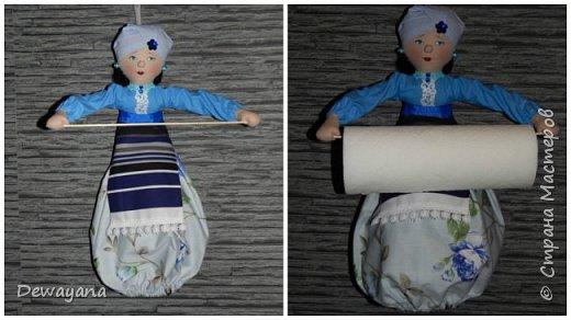 Мои первые заказики - куколки украиночки. фото 13