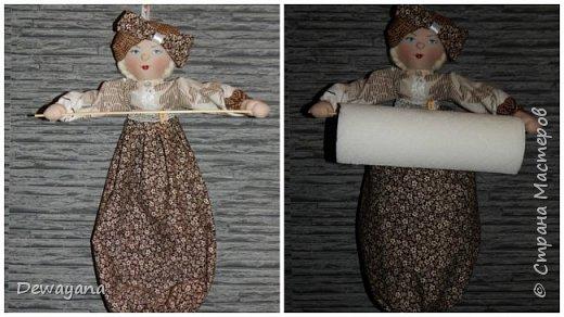 Мои первые заказики - куколки украиночки. фото 15