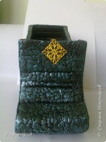 Мечта мужа.Фальш-камин полностью из картона. Столешница из дерева. фото 25