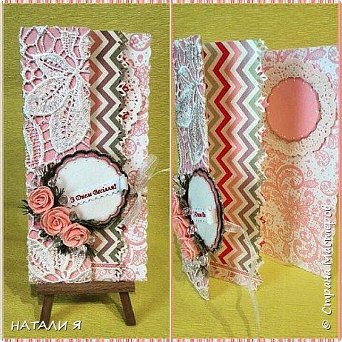 Открытки-конверты ручной работы в единственном экземпляре фото 12