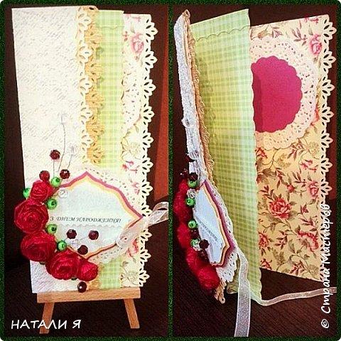 Открытки-конверты ручной работы в единственном экземпляре фото 16