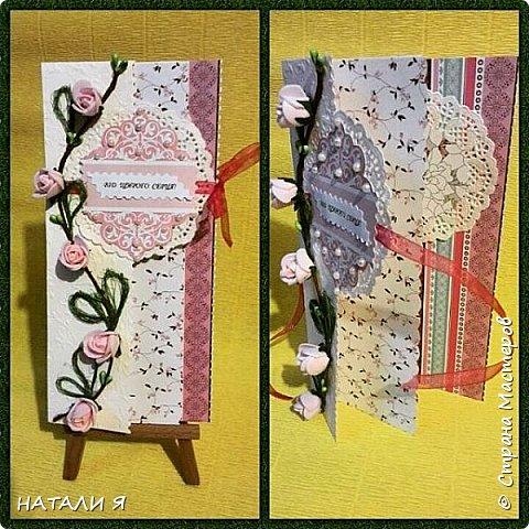 Открытки-конверты ручной работы в единственном экземпляре фото 17