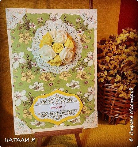 Открытки-конверты ручной работы в единственном экземпляре фото 31