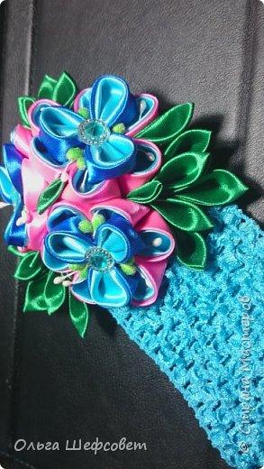 С этого ободка всё началось:)))) Пыталась сделать внучке платье феи на Новый год. фото 14