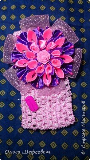 С этого ободка всё началось:)))) Пыталась сделать внучке платье феи на Новый год. фото 20