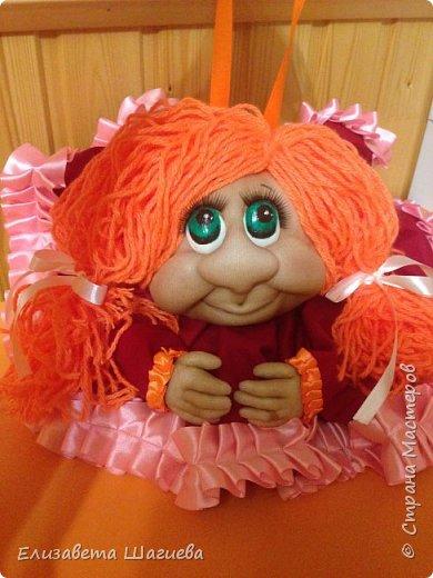 Куколка в горшочке фото 2