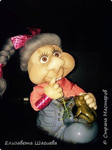 Куколка в горшочке фото 3