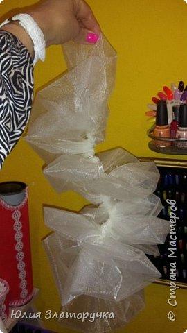 вот такие банты я делала на девичник для моей подржки. Кто носил их на груди,кто на поясе... фото 8