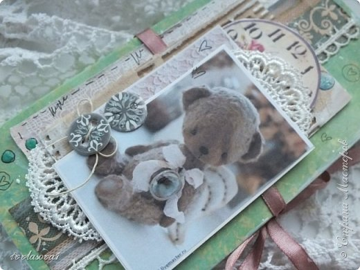 Вот такая сложилась у меня нынче детская подарочная коробочка... фото 1