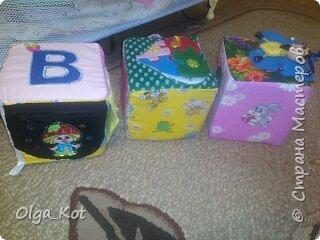 Вот и готовы мои кубики к Дню Рождения доченьки.  фото 16