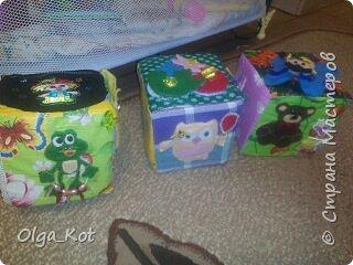 Вот и готовы мои кубики к Дню Рождения доченьки.  фото 18