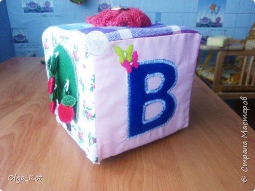 Вот и готовы мои кубики к Дню Рождения доченьки.  фото 3