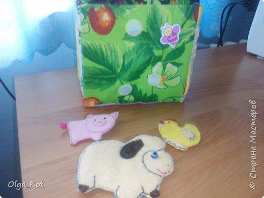 Вот и готовы мои кубики к Дню Рождения доченьки.  фото 47